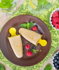 индийское мороженое кульфи - уваренное молоко с сахаром и корицей, замороженное в формочках Eggless Baking, Kulfi, Baking Recipes, Pancakes, Frozen, Food And Drink, Ice Cream, Pudding, Menu
