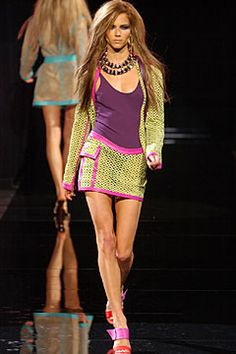 Versace | Spring 2003 Ready-to-Wear Collection | Style.com