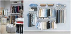 Sfaturi si trucuri pentru organizarea dulapului cu haine | DIY