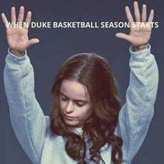 Duke basketball - Pennsatucky