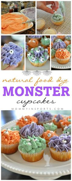 Looking for a scary treat that isn't full of harmful chemicals? Try these…
