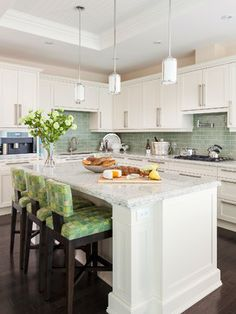Yorkville Condo - transitional - kitchen - other metro - PRINCIPLES DESIGN STUDIO INC