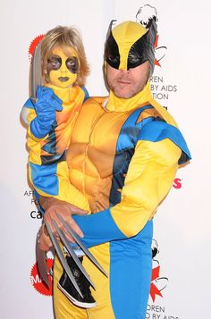 Pin for Later: See How Celeb Tots Have Spent Their Halloween! Liam and Dean McDermott Tori Spelling's boys were perfectly coordinated in matching Wolverine costumes in 2010.