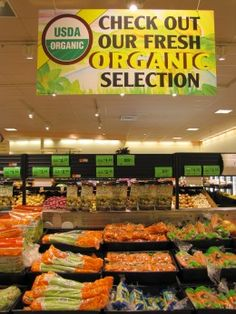 How to afford organic food on a budget. Here is how to shop for organic food, without going broke. This is a list of money-saving tips from a Mom who is fully committed to feeding her family organic food, and has figured out ways to afford it.