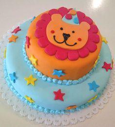 Tortas infantiles on Pinterest | Minion Cakes, Lion Cakes and ...
