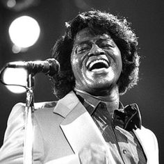 James Brown Here is a great look back at 100 of the greatest singers of all time, from the Rolling Stone years ago. It also shows some of the singers that were influenced by each of these greats.