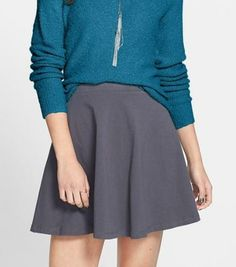 Perfect for school or the weekend | Skater Skirt