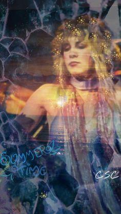 Stevie Nicks Created by Camille Stevie Nicks Costume, Lady In My Life, Buckingham Nicks, Stevie Nicks Fleetwood Mac, People Of Interest, Female Singers, Celebs, Celebrities, Gypsy Style