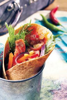 Meksikolaiset lohitortillat | Meksiko | Pirkka  #food #Mexican