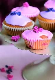 Crazy girly cupcakes