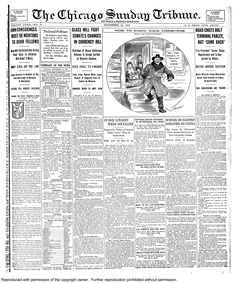 Dec. 21, 1913: There's a big push 100 years ago to come to an agreement over railroad terminals in what is today the South and West Loop areas. Fighting continues with negotiations breaking down.