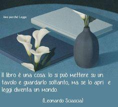 Vivo perché leggo: Citazioni I Love Books, Good Books, Bff Quotes, Book Lovers, Fandoms, Languages, 3, Anime, Teachers