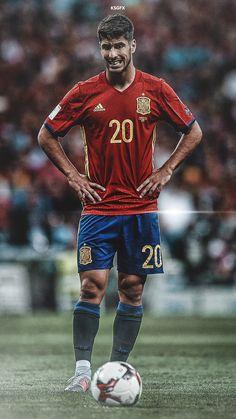 Marco Asensio wallpaper #realmadrid Spain Football, Football Love, Football Is Life, Football Kits, Real Madrid Team, Real Madrid Players, Real Madrid Football, Equipe Real Madrid, Football Wallpaper