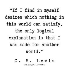 50 | C.S. Lewis  Quotes  | 190712 |  Poster by QuotesGalore