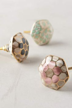 River Reflection Knob - anthropologie.com