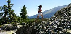 Training auf der Turracher Höhe - das Gelände ist dafür bestens geeignet.