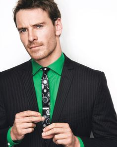 Fassy looking so good in emerald.