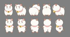 beeandpuppycat: Becky Dreistadt's PuppyCat designs now have...