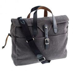 Man Bag Monday: The J.Crew Abingdon Line