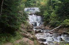 8. Sable Falls Trail (Grand Marais)