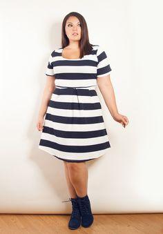 Plus Size Dress   Joyce Dress   SWAKdesigns.com