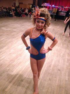 Beautiful Disco Freestyle Dance Costumes | EBay