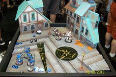 Image result for privateer press tables