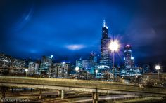 Chicago from Greektown