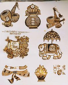 Mehndi Designs Front Hand, Rose Mehndi Designs, Mehndi Desing, Basic Mehndi Designs, Beginner Henna Designs, Mehndi Design Photos, Wedding Mehndi Designs, Dulhan Mehndi Designs, Mehndi Designs For Hands