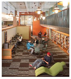 10 Steps to a Better Library Interior: Tips That Dont Have To Cost a Lot   Library by Design