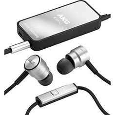 AKG High-Performance Noise-Cancelling In-Ear Headphones with In-Line Microphone and Digital Active Noise Cancellation Wireless Headphones For Running, Waterproof Headphones, Headphones With Microphone, In Ear Headphones, Best Noise Cancelling Earbuds, Best Earbuds, Headphone Holder, Headphone With Mic, Akg