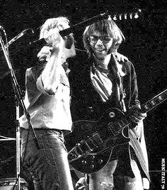 """""""…Even Neil and I are close again.""""  -Stephen Stills during an interview concerning the 1974 tour."""