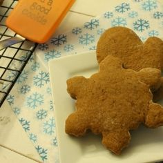Secret Weapon Gingerbread that won't ruin your diet (and still tastes great!)