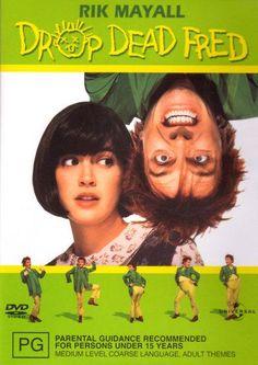 Drop Dead Fred...Patience's favorite movie when she was a kid!!