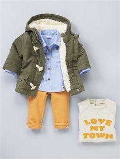vertbaudet - Layette, vêtement bébé fille, vêtement bébé garçon - Baby Outfits, Newborn Outfits, Kids Outfits, Cool Baby Clothes, Newborn Boy Clothes, Newborn Clothing, Children Clothing, Baby Boy Fashion, Kids Fashion