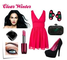 make up for clear winter | Clear Winter.