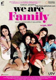 We Are Family (2010) Mp3 Songs