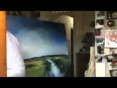 Incredible Oil Painting in Under a Minute - YouTube