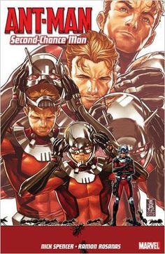Ant-Man: Amazon.de: Nick Spencer: Fremdsprachige Bücher