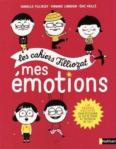 """Je partage avec vous une superbe découverte parue le 7 avril : """"les cahiers Filliozat : mes émotions"""". Pourquoi un tel enthousiasme ? Parce que livre propose des activités et des informations précieuses pour aider les enfants à comprendre et gérer leurs émotions. Incontournable (dès 5 ans)."""