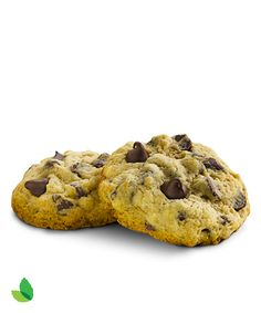 Auntie's Chocolate Chip Cookies Recipe with Truvía® Baking Blend.