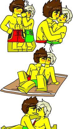 gross (and they're Lego! Ninjago Kai, Lego Ninjago, Stupid Memes, Funny Memes, Bad Puns, Otaku, Cursed Images, I Don T Know, Anime