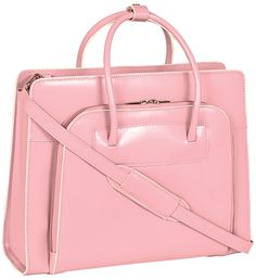i want a pink briefcase!!  my next purchase!
