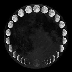 Así soy! #mujerciclica #mooncycle #moonphases #lunar #lunatic #brujas #mujerlunar #witch #sorceress #mirandagray