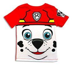 Paw Patrol Boys Toddler Sizes I Am Marshall T-Shirt (3T, Red) Paw Patrol http://www.amazon.com/dp/B00PZZWFC6/ref=cm_sw_r_pi_dp_JHw1ub095TRDK