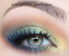 green with envy, #eyes
