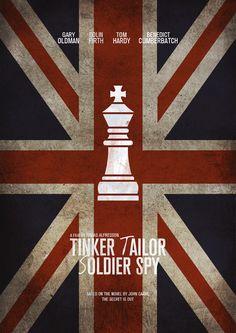 TINKER TAILOR SOLDIER SPY Best Movie Posters, Movie Poster Art, Film Posters, Tinker Soldier Spy, Movies Worth Watching, Love Film, Cinema Film, Best Horrors, Book Writer