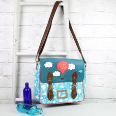 Disaster Designs 'Daydream' The Sky's the Limit Satchel Bag at lisaangel.co.uk