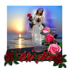 Mother Mary Images, Mother Pictures, Pictures Of Christ, Images Of Mary, House Of Gold, Lady Of Fatima, Holy Quotes, Blessed Mother, Santa Maria