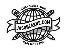 Dribbble - Jc Badge by Nick Slater